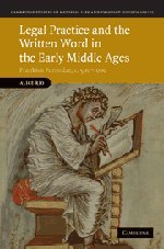 9780521514996: Legal Practice and the Written Word in the Early Middle Ages: Frankish Formulae, c.500-1000 (Cambridge Studies in Medieval Life and Thought: Fourth Series)