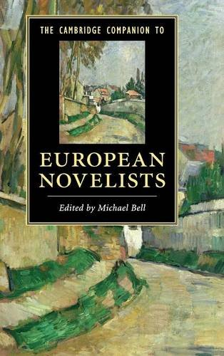 9780521515047: The Cambridge Companion to European Novelists Hardback (Cambridge Companions to Literature)