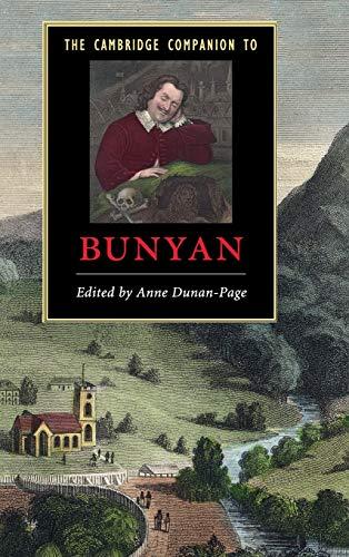 9780521515269: The Cambridge Companion to Bunyan (Cambridge Companions to Literature)