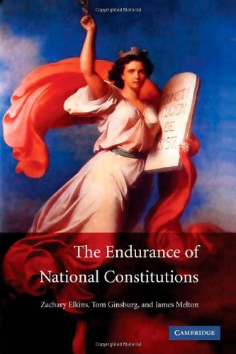 9780521515504: The Endurance of National Constitutions