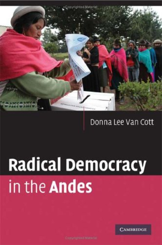 9780521515580: Radical Democracy in the Andes