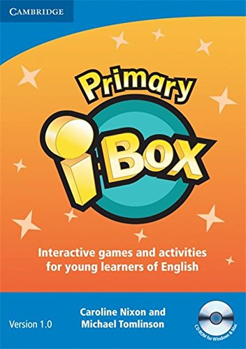 9780521515740: Primary i-Box CD-ROM (Single classroom): Classroom Games and Activities