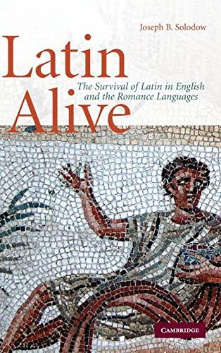 9780521515757: Latin Alive Hardback