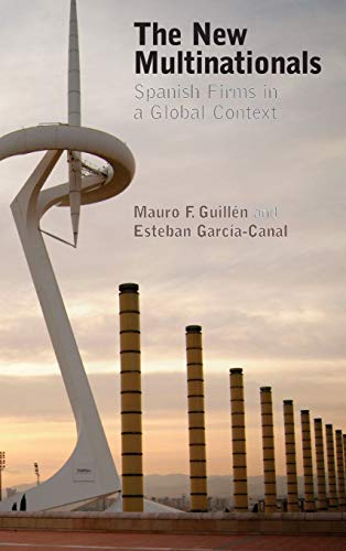 9780521516143: The New Multinationals: Spanish Firms in a Global Context