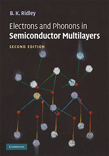 9780521516273: Electrons and Phonons in Semiconductor Multilayers