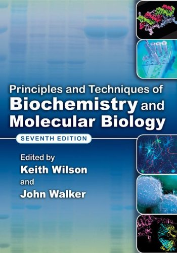 9780521516358: Principles and Techniques of Biochemistry and Molecular Biology