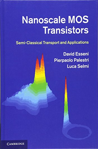 9780521516846: Nanoscale MOS Transistors: Semi-Classical Transport and Applications