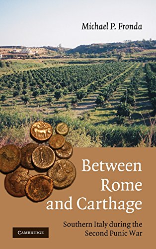 9780521516945: Between Rome and Carthage: Southern Italy during the Second Punic War