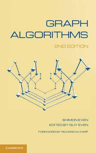 9780521517188: Graph Algorithms 2nd Edition Hardback