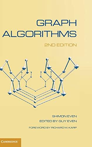 Graph Algorithms: Shimon Even