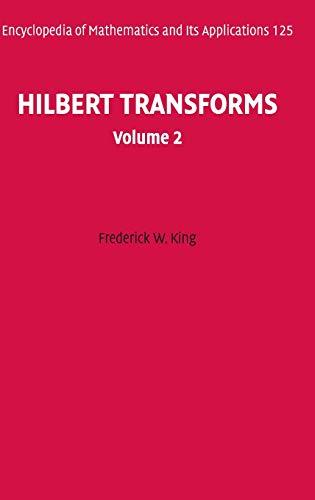 Hilbert Transforms