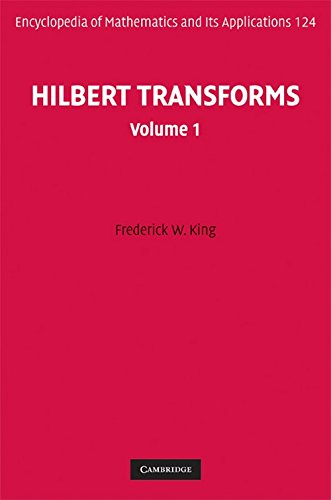 Hilbert Transforms 2 Volume Hardback Set (Hardback)