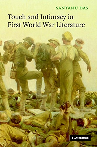 9780521517478: Touch and Intimacy in First World War Literature