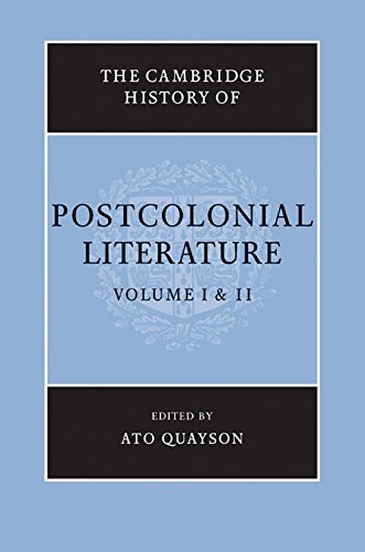 The Cambridge History of Postcolonial Literature 2 Volume Set (Hardback)