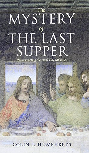 9780521517553: The Mystery of the Last Supper: Reconstructing the Final Days of Jesus