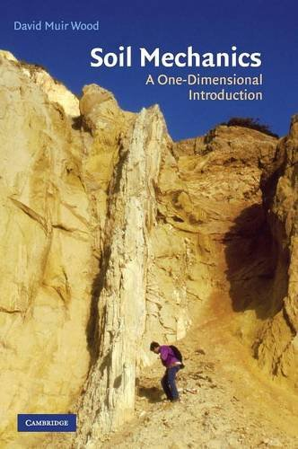 9780521517737: Soil Mechanics: A One-Dimensional Introduction