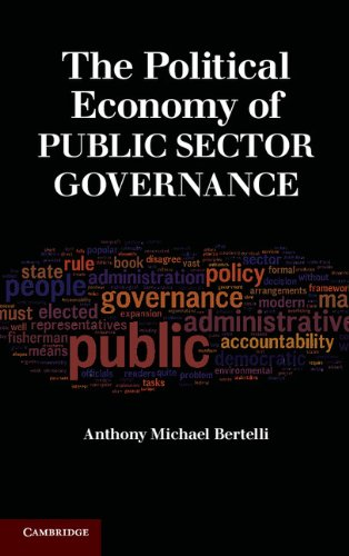 9780521517829: The Political Economy of Public Sector Governance