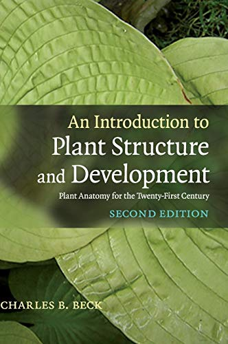 9780521518055: An Introduction to Plant Structure and Development 2nd Edition Hardback