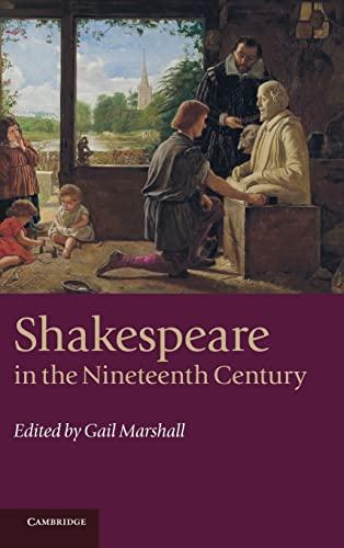 9780521518246: Shakespeare in the Nineteenth Century