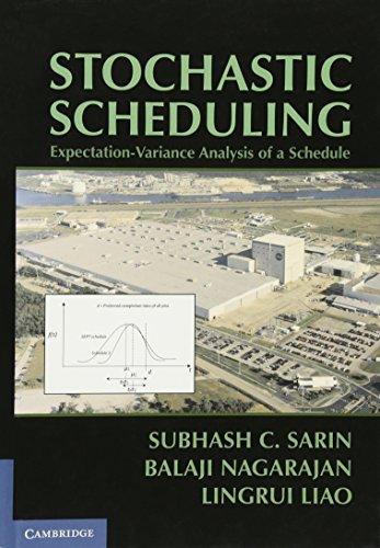 Stochastic Scheduling (Hardcover): Subhash C. Sarin