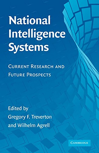 9780521518574: National Intelligence Systems: Current Research and Future Prospects