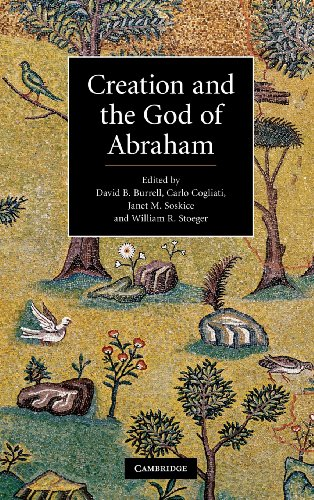 9780521518680: Creation and the God of Abraham Hardback
