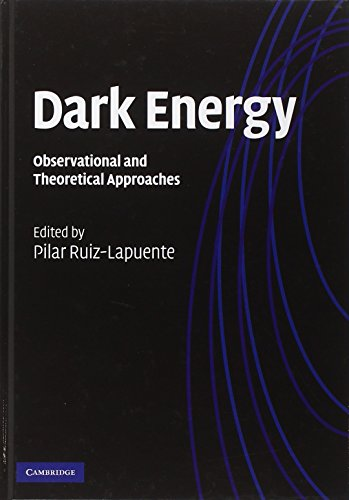 9780521518888: Dark Energy: Observational and Theoretical Approaches
