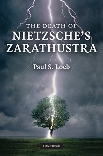 The Death of Nietzsche's Zarathustra: Loeb, Paul S.