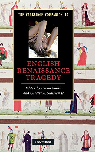 9780521519373: The Cambridge Companion to English Renaissance Tragedy