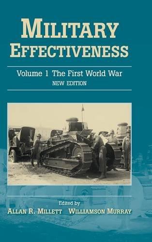 9780521519977: Military Effectiveness: Volume 1