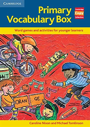 9780521520331: Primary Vocabulary Box: Word Games and Activities for Younger Learners (Cambridge Copy Collection)