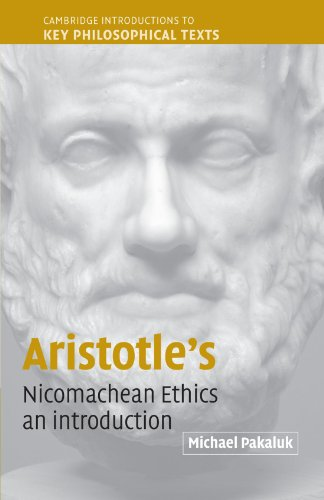 9780521520683: Aristotle's Nicomachean Ethics: An Introduction (Cambridge Introductions to Key Philosophical Texts)