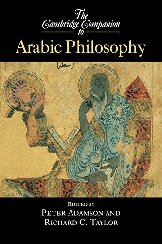 9780521520690: The Cambridge Companion to Arabic Philosophy