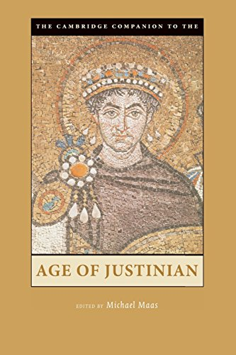 9780521520713: The Cambridge Companion to the Age of Justinian (Cambridge Companions to the Ancient World)
