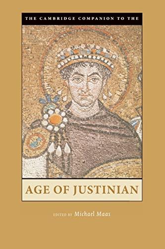 9780521520713: The Cambridge Companion to the Age of Justinian (Cambridge Companions to the Ancient World)