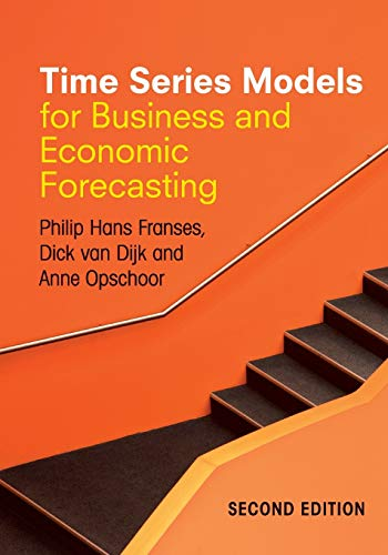 9780521520911: Time Series Models for Business and Economic Forecasting