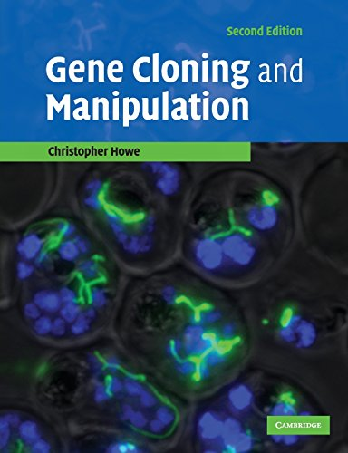 9780521521055: Gene Cloning and Manipulation