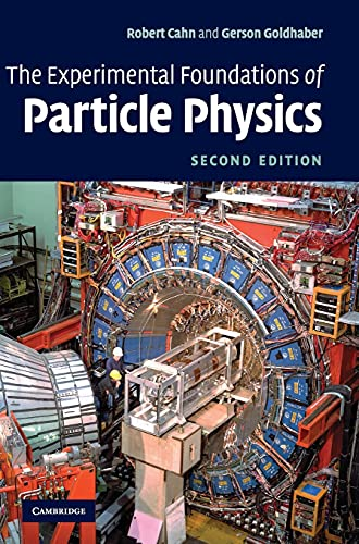 9780521521475: The Experimental Foundations of Particle Physics