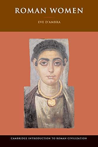 9780521521581: Roman Women (Cambridge Introduction to Roman Civilization)