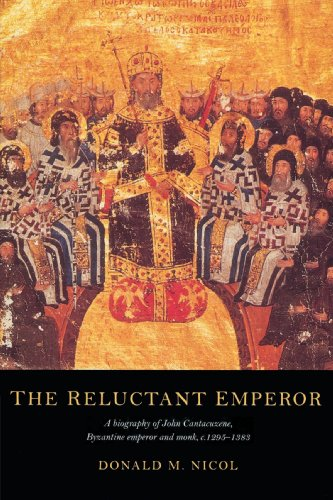9780521522014: The Reluctant Emperor: A Biography of John Cantacuzene, Byzantine Emperor and Monk, c.1295-1383