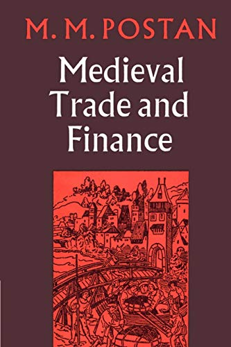9780521522021: Medieval Trade and Finance