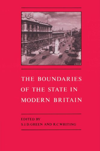 9780521522229: The Boundaries of the State in Modern Britain
