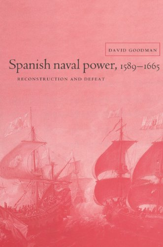 9780521522571: Spanish Naval Power, 1589-1665: Reconstruction and Defeat (Cambridge Studies in Early Modern History)
