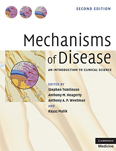 9780521523189: Mechanisms of Disease: An Introduction to Clinical Science