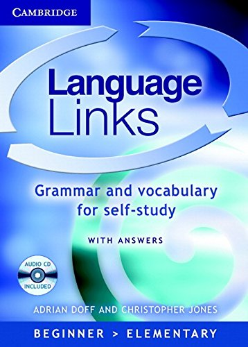 9780521524001: Language Links Book and Audio CD Pack: Grammar and Vocabulary for Self-study