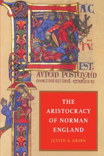 9780521524650: The Aristocracy of Norman England