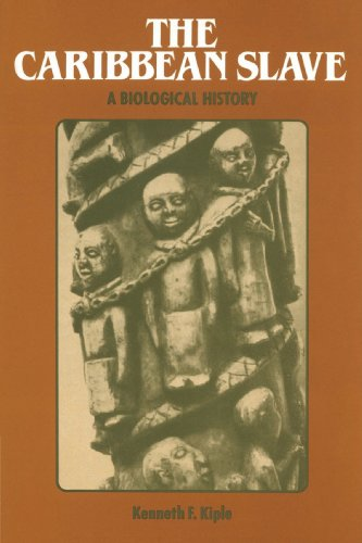 9780521524704: The Caribbean Slave: A Biological History (Studies in Environment and History)