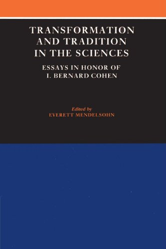 9780521524858: Transformation and Tradition in the Sciences: Essays in Honour of I Bernard Cohen