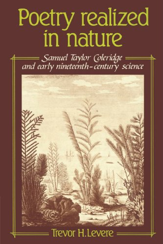 9780521524902: Poetry Realized in Nature: Samuel Taylor Coleridge and Early Nineteenth-Century Science