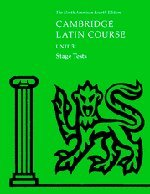 9780521525497: North American Cambridge Latin Course Unit 3 Stage Tests